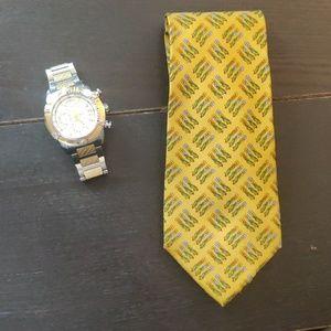 RARE Salvatore Ferragamo Silk Tie